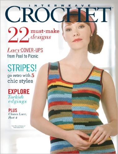 Interweave Crochet - Summer 2012 / Verão 2012