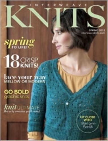 Interweave Knits - Spring 2012 / Primavera 2012