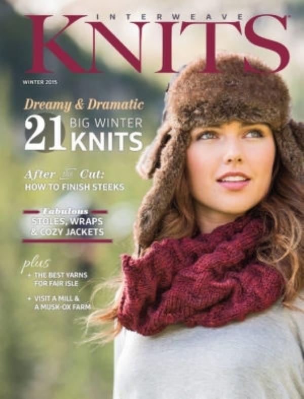 Interweave Knits - Winter 2015/ Inverno 2015