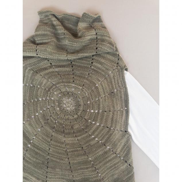 Kit Circular Vest - Blue - Lanafil