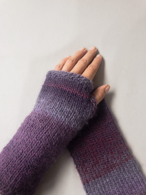 Kit Fingerless Gloves - Pagliaccio- Lanafil