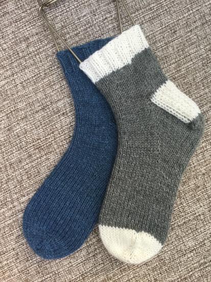Kit Home Socks - Tamanho G - Filatura Cervinia
