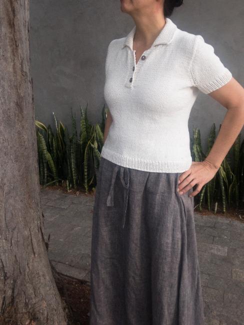 Kit Polo Shirt - Tamanho 8 - Cotton Basic - Lanafil