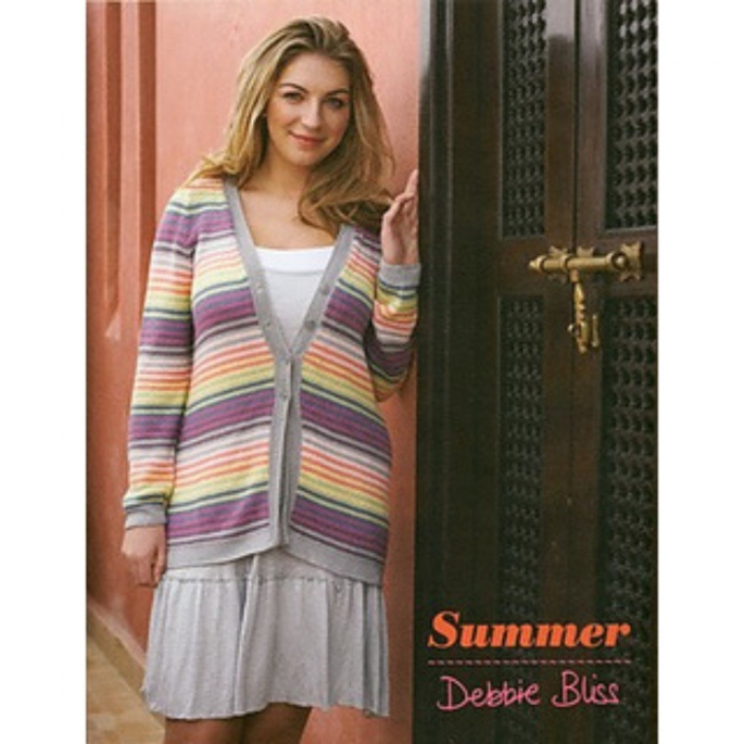Livro Summer - Debbie Bliss