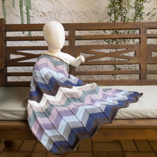 Manta para bebê - Cotton Basic - Lanafil