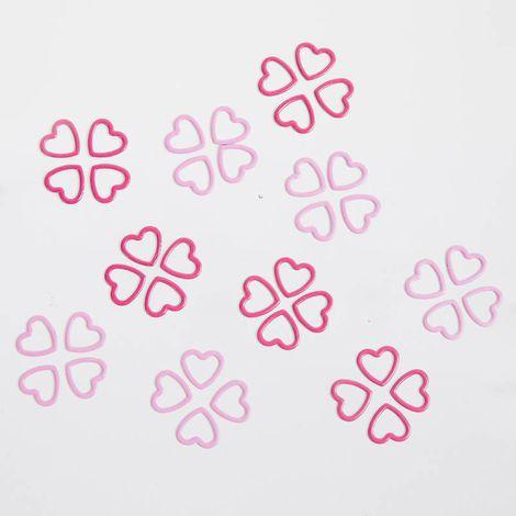 Marcador de pontos para Tricô Coração - KnitPro