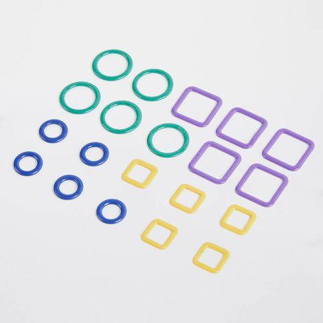 Marcador de pontos para Tricô Quadrado e Redondo - KnitPro