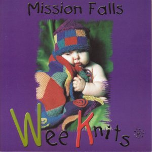 Mission Falls - Wee Knits - Knitting Pattern Book