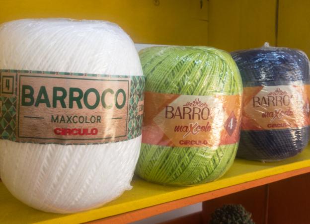 Novelo Barroco Max 4