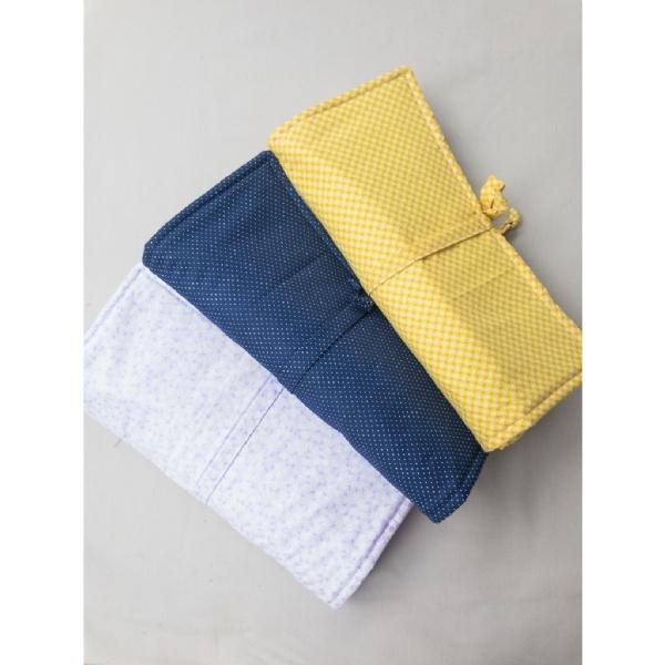 Porta Acessórios para tricô ou crochê - Tous les Tons
