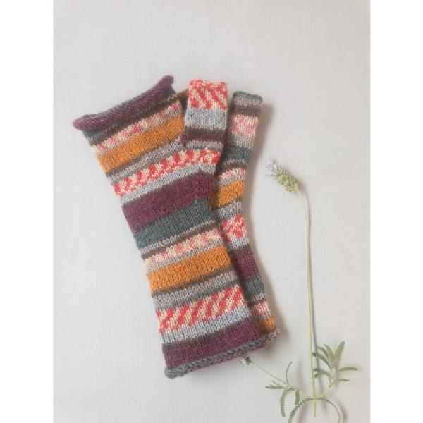 Receita Basic Gloves - Empório das Lãs