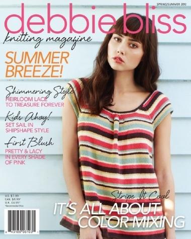 Revista Debbie Bliss #8 - Spring / Summer 2012