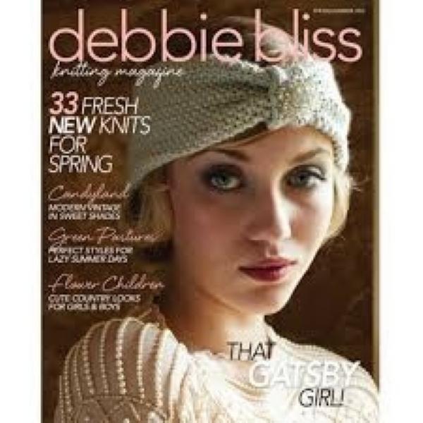 Revista Debbie Bliss - Spring /Summer 2013