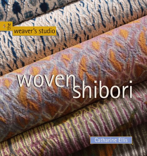 Woven Shibori - Catharine Ellis