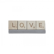 Letras Decorativas Love