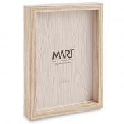 Porta-retrato Rustic Caixa em MDF - 10X15cm