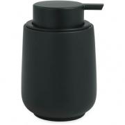 Porta Sabonete Liquido Nero em cimento preto