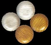 Prato decorativo Brisa de vidro