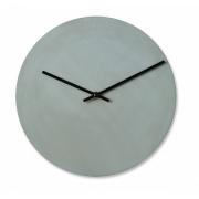 Relógio de parede Bauhaus em cimento Cinza