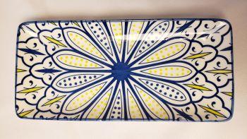 Bandeja Lisboa em cerâmica
