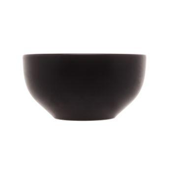 Bowl Nero de Cerâmica Preto 14 x 7cm