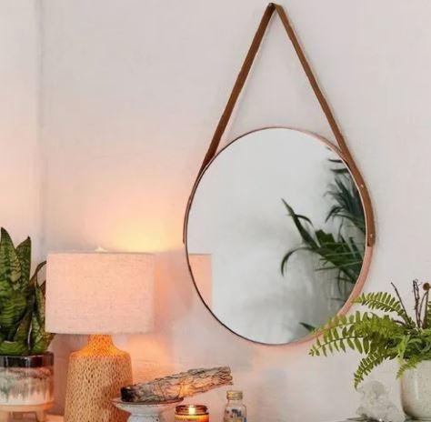 Espelho Adnet Rose