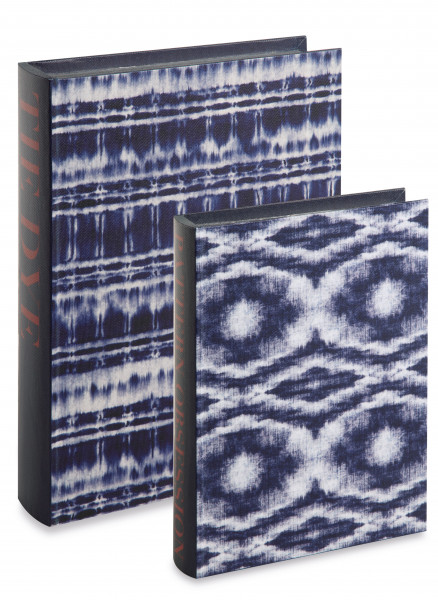 Kit Livro Caixa Tie Dye - 2 PCS