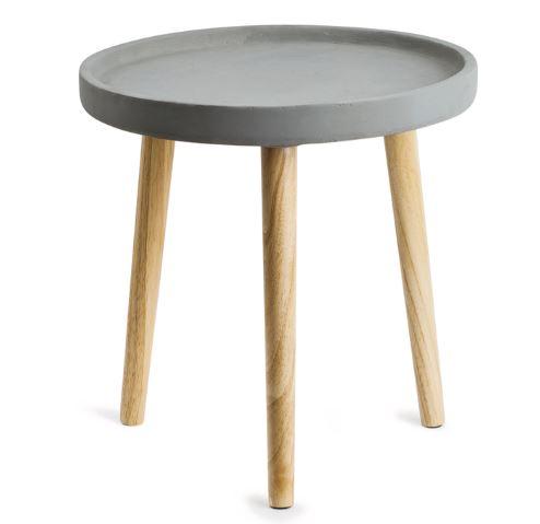 Mesa lateral concrete - pequena
