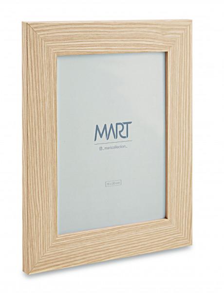 Porta-retrato Rustic de MDF 15 x 20