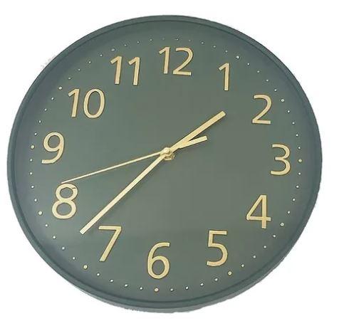 Relógio de Parede Green Gold