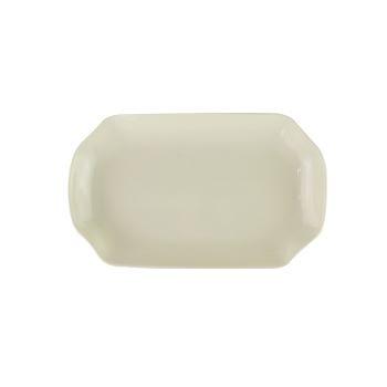 Travessa Refrataria de Porcelana New Bone 27,5x16,5x3,5