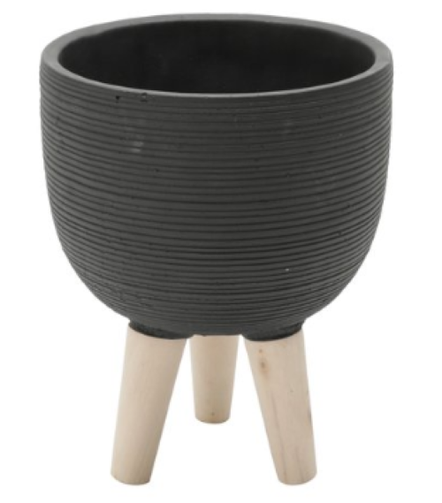 Vaso round stripes