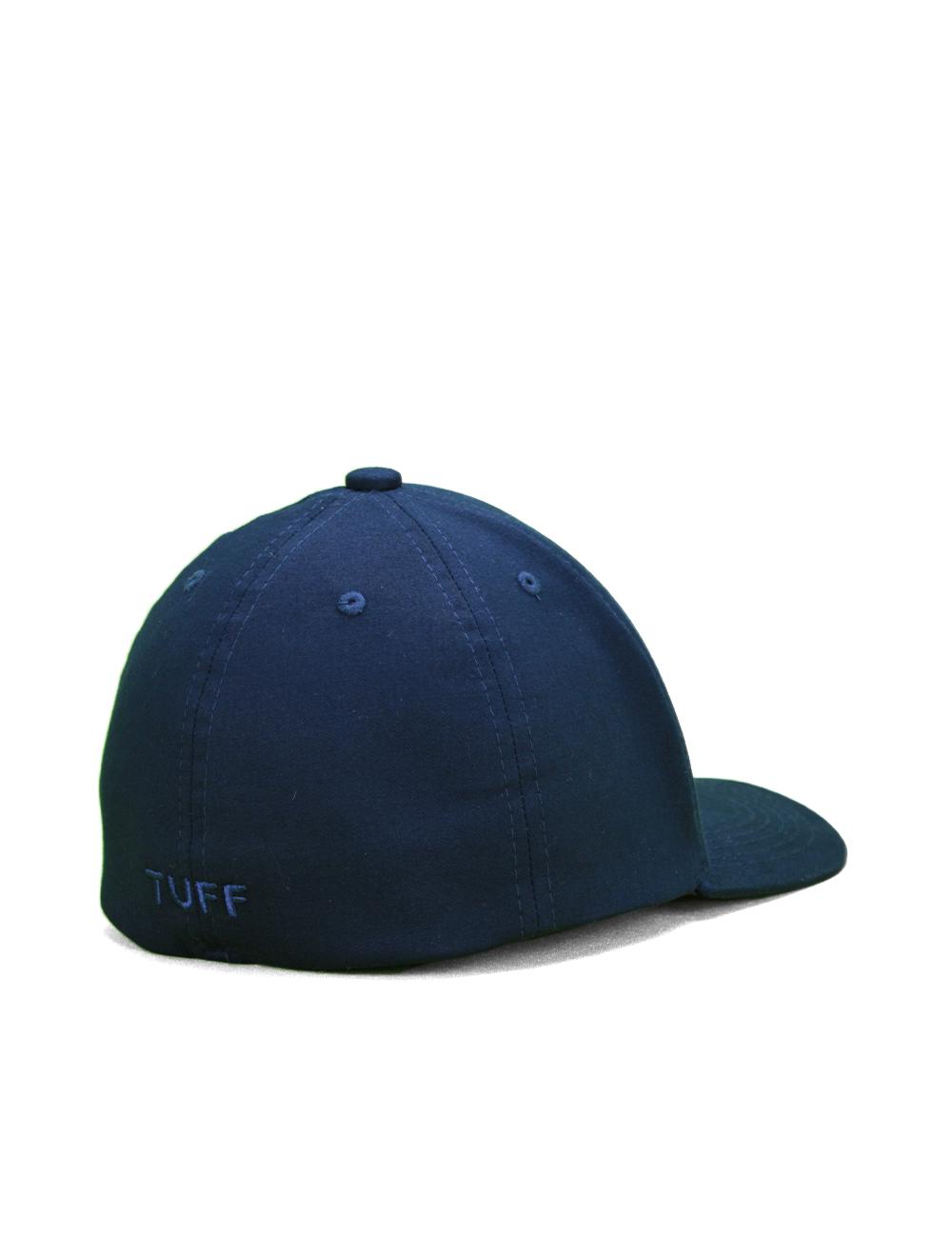 Bone TUFF All Navy SMARTFLEX - Azul Logo Azul