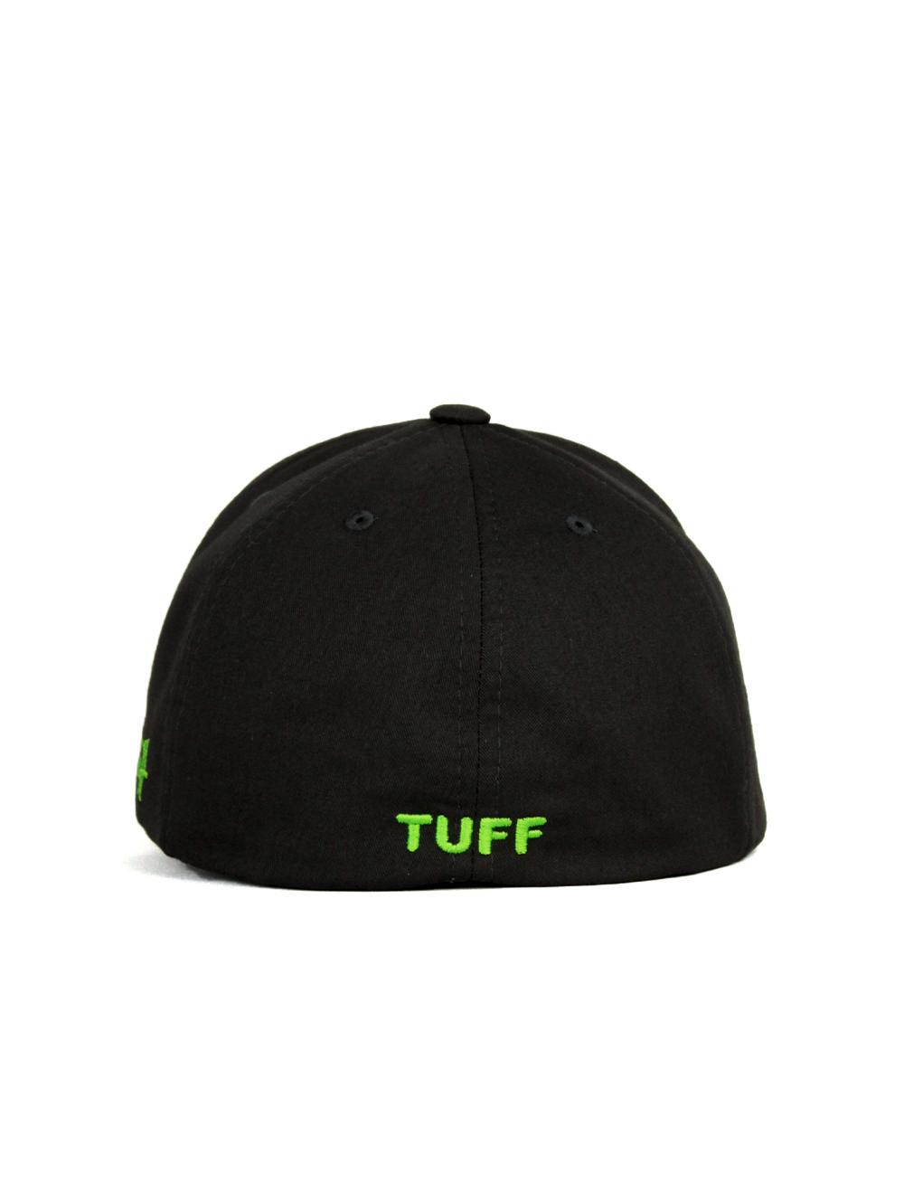 Bone TUFF Grinch SmartFlex - Chumbo Logo Verde