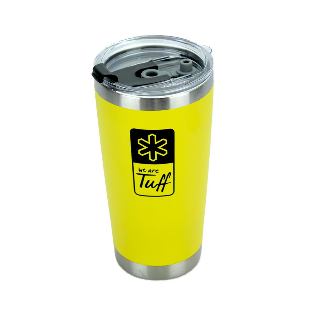 Copo Térmico Amarelo 510ml