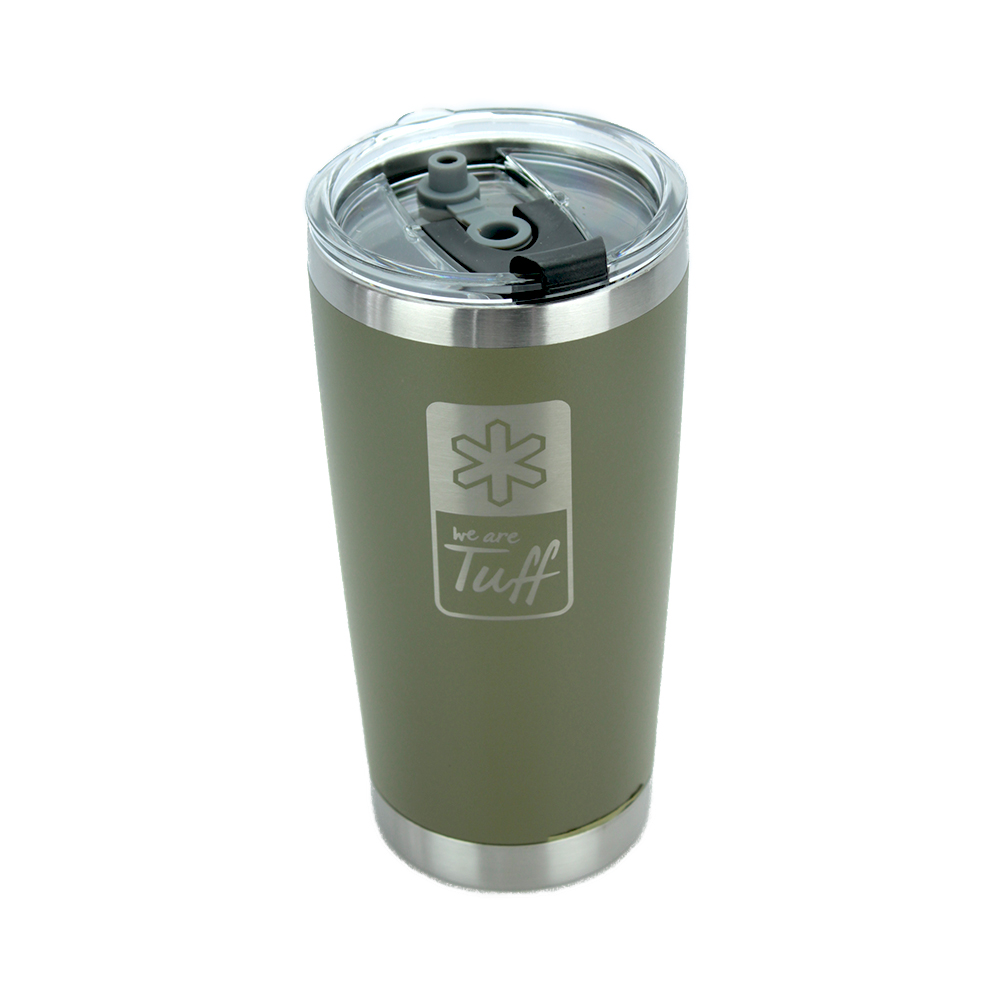 Copo Térmico Verde Musgo 510ml