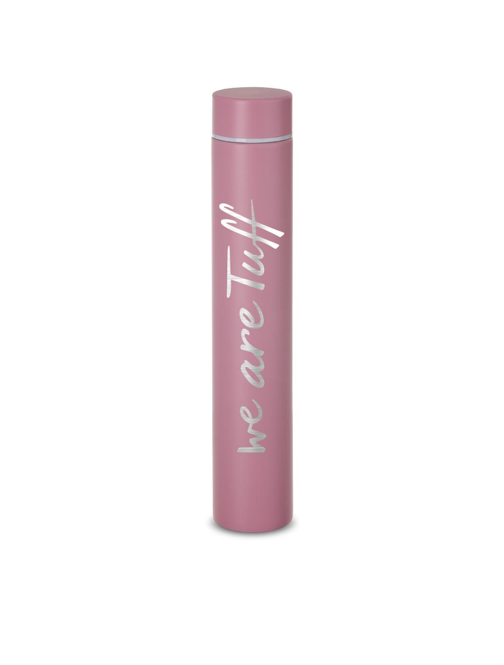 Garrafa Térmica Rosa Slim 275ml