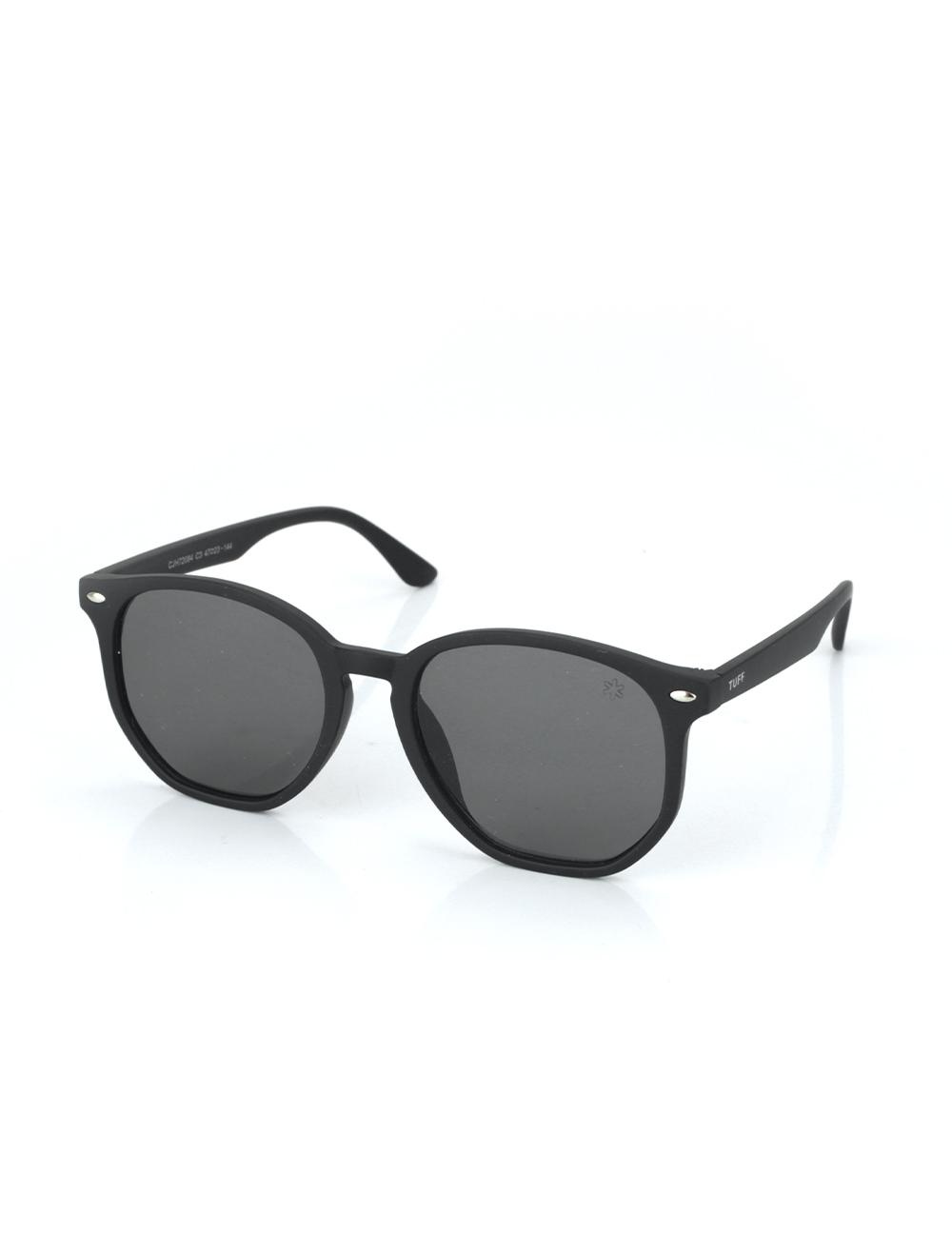 Sunglasses Hexagonal Preto
