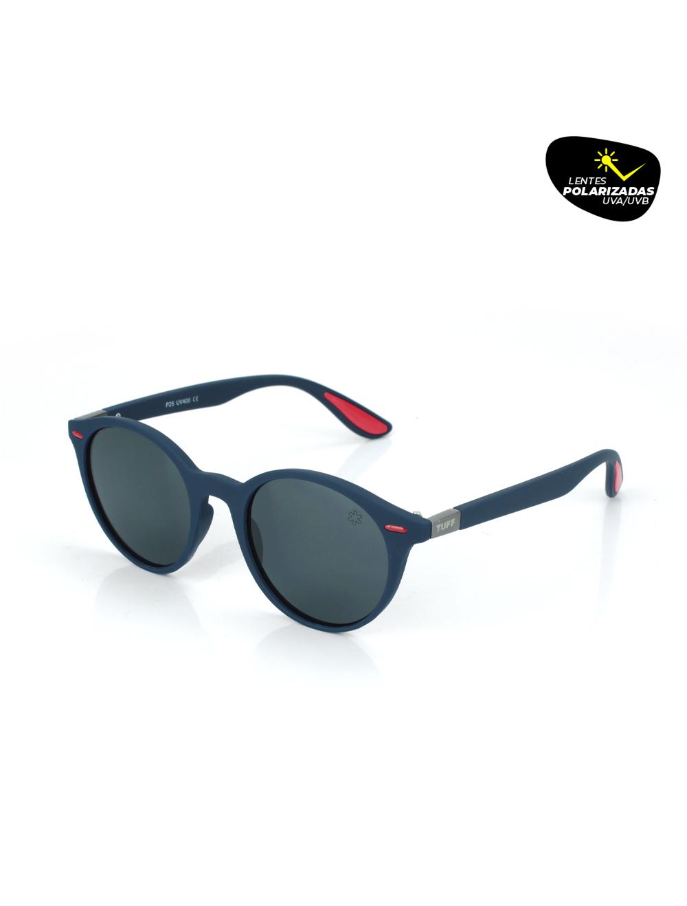 Sunglasses Moderno Preto com Lente Polarizado