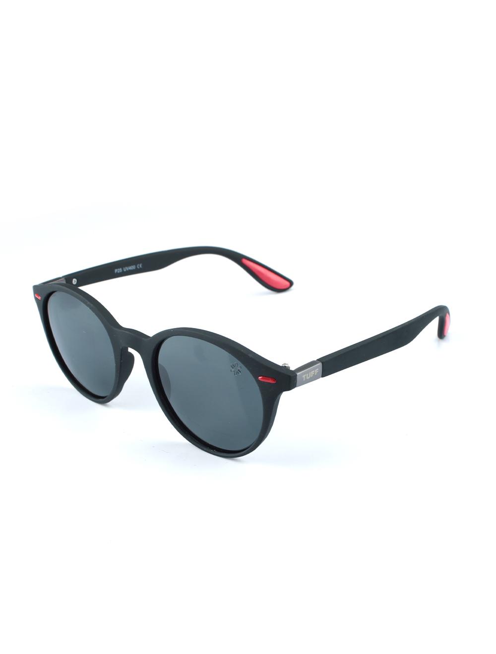 Sunglasses Moderno Preto com Lentes Polarizada