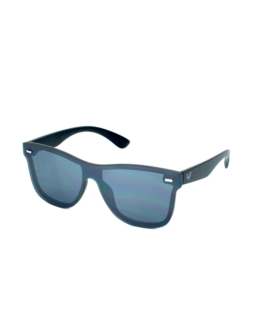 Sunglasses Quadrado Espelhado Preto