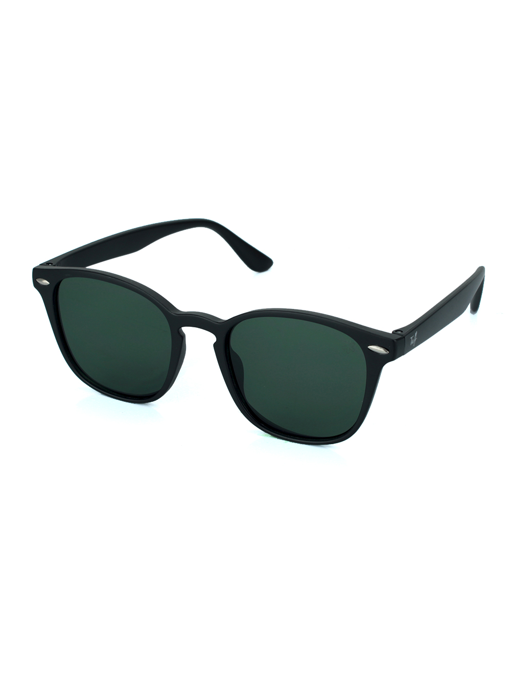 Sunglasses Quadrado Preto Fosco