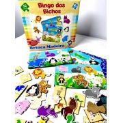 Bingo dos Bichos - Bate Bumbo