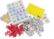Caixa Alfabeto - Materiais para Brincar
