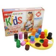 Desafio das Cores Kids - Hergg Brinquedos Educativos