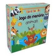 Jogo da Memória Animais 24 pçs - Bate Bumbo