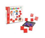 Jogo de Carimbos Letras Alfabeto - 28 Peças - Nig Brinquedos