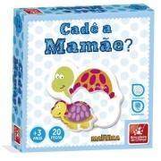 Quebra-Cabeça Cadê a Mamãe - Brincadeira de Criança