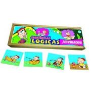 Sequência Lógica Atividades 16 Peças - Simque