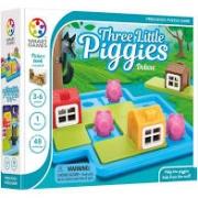 Three Little Piggies Deluxe - Os 3 Porquinhos - Tooky Toy
